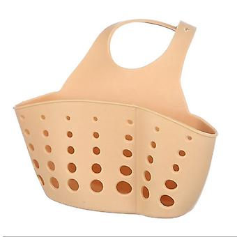 Kitchen Dish Cloth Sponge Storage Bag Sink Holder / Storage Tools