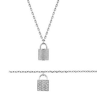 Swarovski juveler halsband & armband set 5120621
