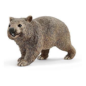 Wild Life Wombat Speelgoed figuur