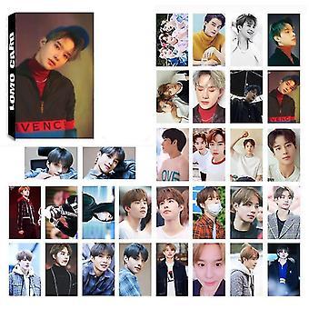 Cartes d'album photo de haute qualité pour la collection de fans