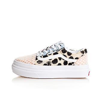 Sneakers femme vans mixte cozy super comfycush old skool vn0a4uuna1q