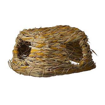 Kaytee Color Nest House Hut - Grand - (11» de long x 5,9» de haut)