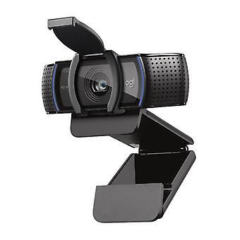 Logitech C920e HD 1080p Webcam, 1920 x 1080 Pixeli, 30 fps, 720p,1080p, Folds u