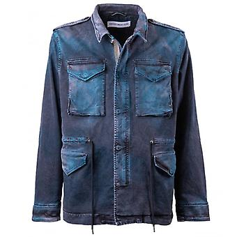 Department 5 Band Field Blue Jacket