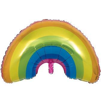52127 - 36' Folie Riesen Regenbogen Ballon
