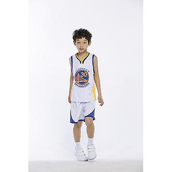 Nba Golden State Warriors Stephen Curry #30 Jersey, Shorts (Kindergröße)