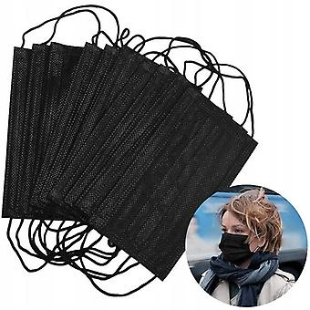 Máscaras máscaras de três camadas máscaras protetoras 200 Pcs