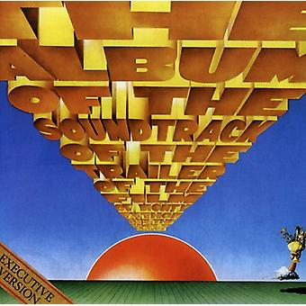 Monty Python - el álbum de la banda sonora de la importación de los E.e.u.u. de la película de Monty Pytho [CD]