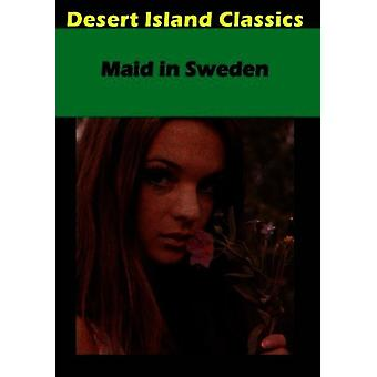 Maid in Sweden [DVD] USA import