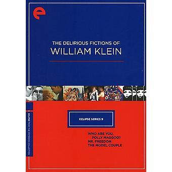 Delirisk Fictions av William Klein [DVD] USA importere