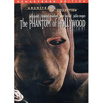 Phantom Hollywood (Remastered) [DVD] Yhdysvallat tuoda