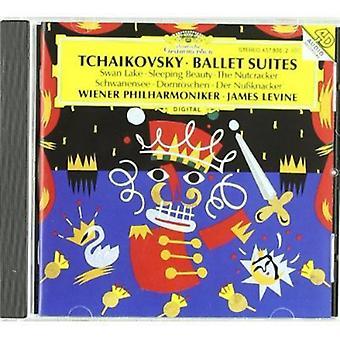 Levine/Vienna Philharmonic Orch. - Tchaikovsky: Ballet Suites [CD] USA import