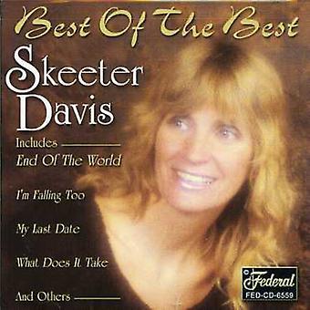 Skeeter Davis - Best of the Best [CD] USA import