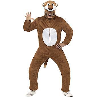 Løven drakt, Løven drakt Zoo dyr kostyme Carnival