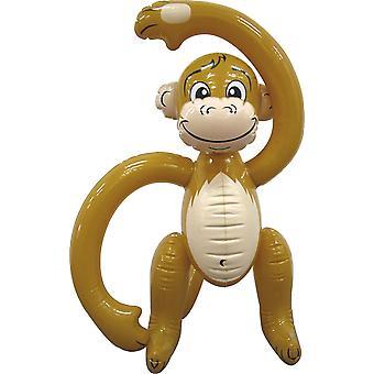 Μαϊμού διογκώσιμη 61 εκατοστά φουσκωτό Deko χούλα Χαβάη πάρτι