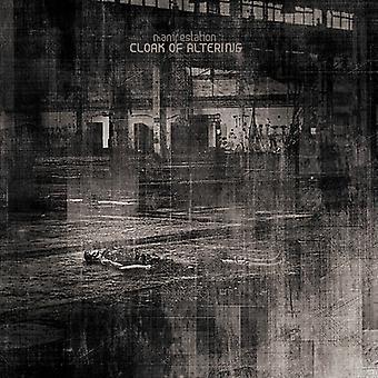 Cloak of Altering - Manifestation [CD] USA import