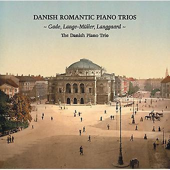 Gade / Danish Piano Trio - Danish Romantic Piano Trios [CD] USA import