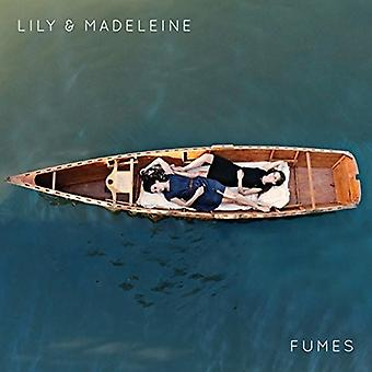Lily & Madeleine - Fumes (Clear Vinyl) [Vinyl] USA import
