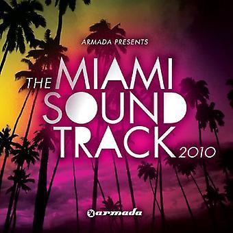 Miami Soundtrack 2010 - Miami Soundtrack 2010 [CD] USA import