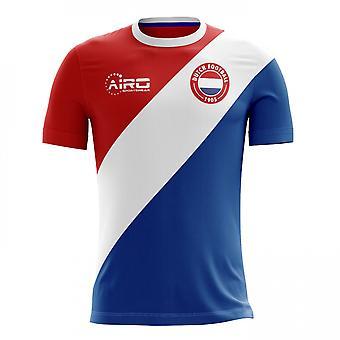 2018-2019 Ολλανδία Τρίτη ιδέα ποδοσφαίρου πουκάμισο (παιδιά)