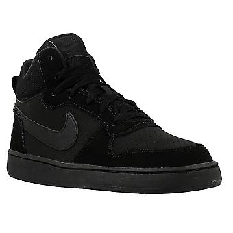 Nike Court Borough Mid GS 839977001 basketball all year kids shoes