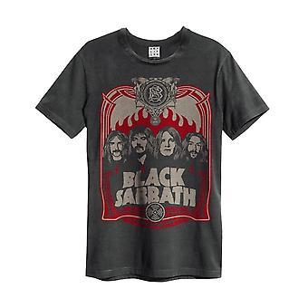 Förstärkt Black Sabbath stående mäns T-Shirt