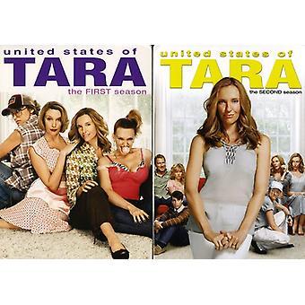 Estados Unidos de Tara: la primera y segunda temporadas [4 discos] importación de Estados Unidos [DVD]