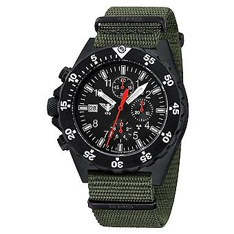KHS horloges heren horloge schutter chronograaf KHS. SHC.NO