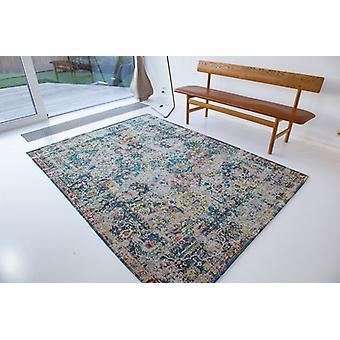 Moderne tapijten-tapijten van de antiquarische Bakthiari 8711 Topkapi Multi-rechthoek