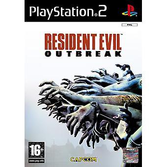 Resident Evil Outbreak (PS2) - Nieuwe fabriek verzegeld