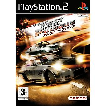 The Fast and the Furious Tokyo Drift (PS2) - Factory Sealed