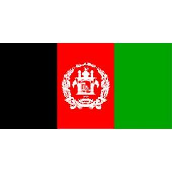 Afghanistan Flag 5 ft x 3 ft con occhielli per impiccagione