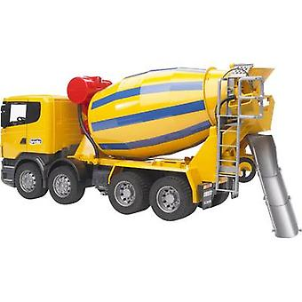 Brother SCANIA R-seriens beton blande lastbiler