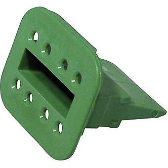 TE Connectivity W 8 S-P012 Bullet connector wig serie (aansluitingen): DT totaal aantal pins: 8 1 PC('s)