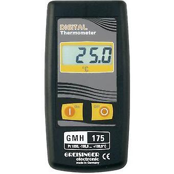Greisinger GMH 175 Thermometer -199.9 up to +199.9 °C Sensor type Pt1000