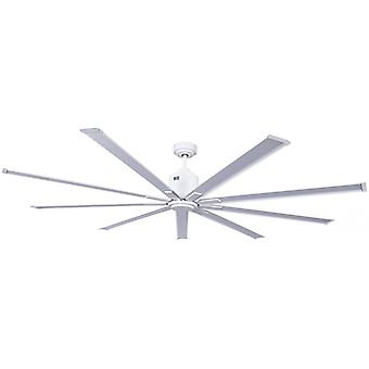 DC Ceiling fan Big Smooth Eco White 224cm / 88