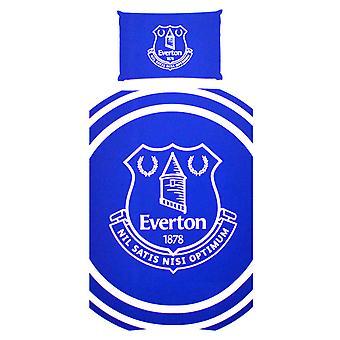 Everton FC Reversible Pulse Duvet Set