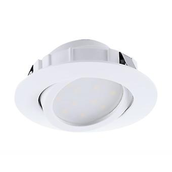 Eglo Recessed LED Spot 84 White Pineda