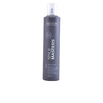 Revlon Style Masters Pure Styler Strong Hold Hairspray 325 Ml Unisex