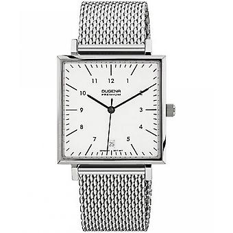 Dugena premium mens watch Dessau Carrée 7090142