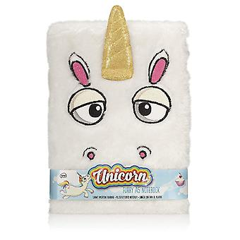 Furry Licorne Notebook NPW cadeaux