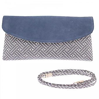 Peter Kaiser Mabel Fold Over Clutch Bag With Strap