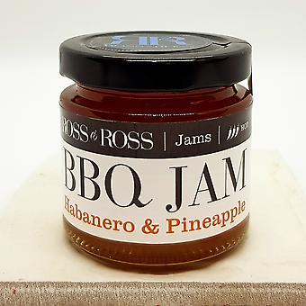 BBQ-Jam – Habanero & Ananas