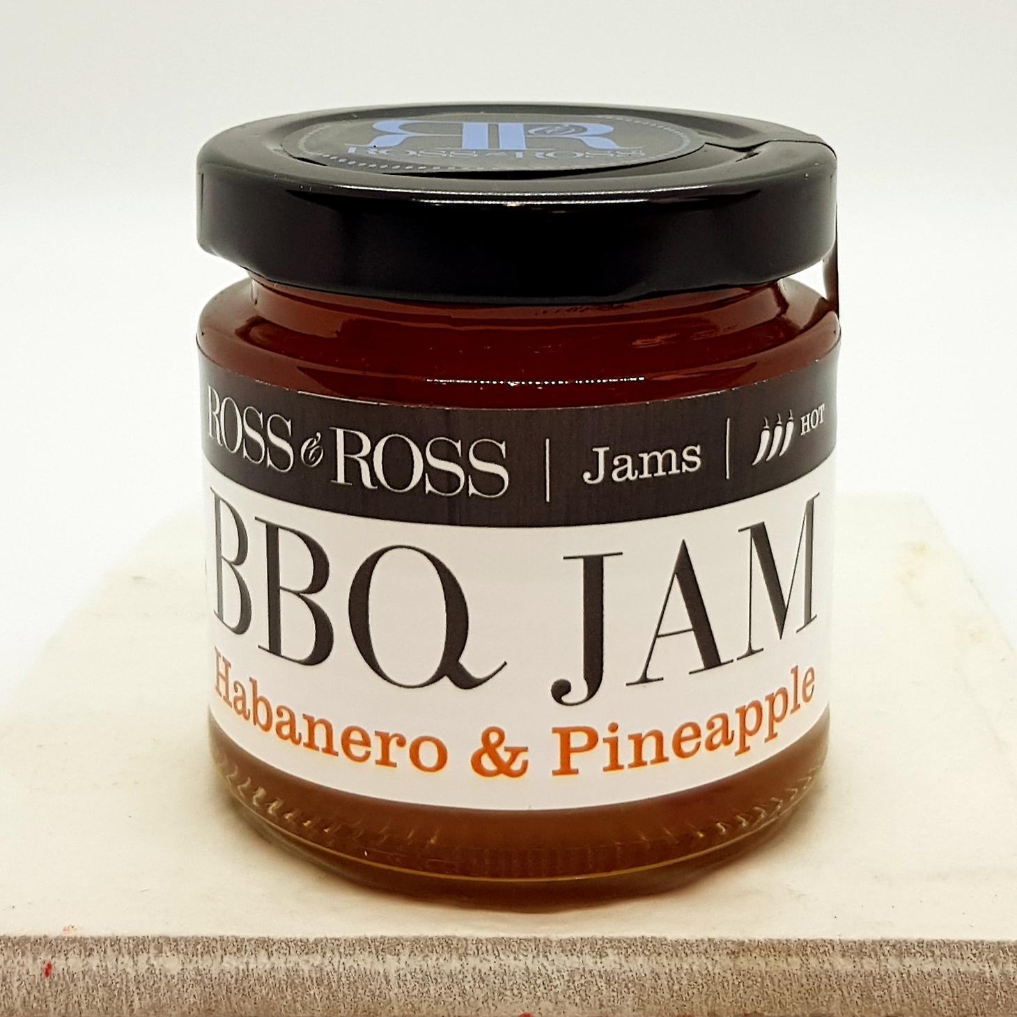BBQ-Jam-Habanero & ananas