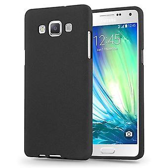 Cadorabo caso para Samsung Galaxy a3 2015 caso capa-telefone móvel caso feito de silicone flexível TPU-capa de silicone protetora caso ultra slim macio tampa traseira caso pára-choques