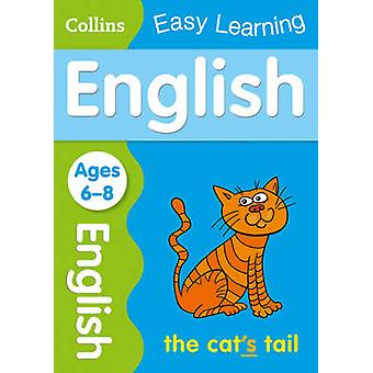 English Ages 6-8 by Collins Easy Learning - 9780007559855 Book