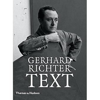 Gerhard Richter - texte - écrits - entretiens et lettres 1961-2007