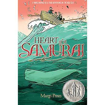 Heart of a Samurai by Margi Preus - 9780810989818 Book