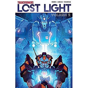 Transformers Lost Light - Vol. 2 by James Roberts - 9781684051489 Book
