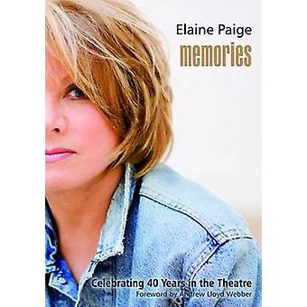 Minnen av Elaine Paige - 9781840028522 bok